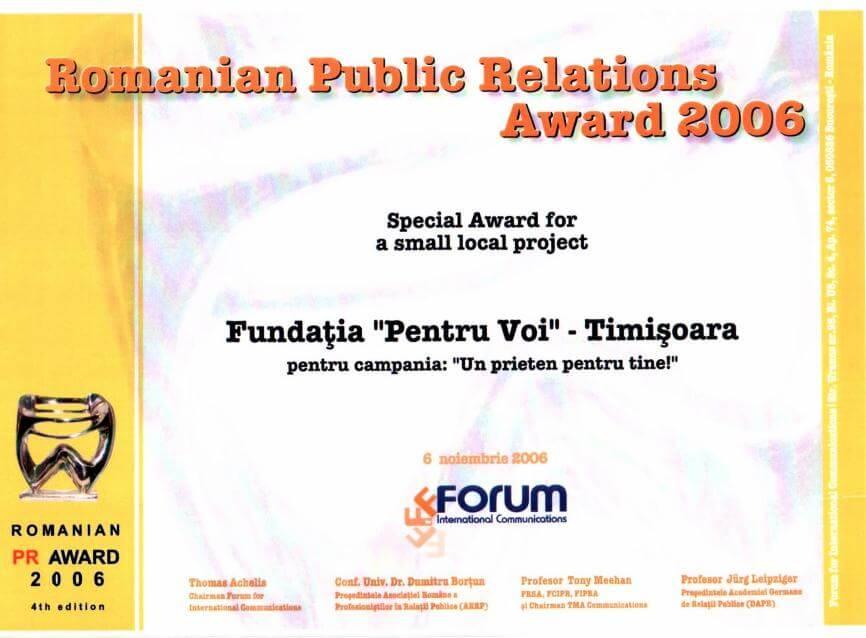 Romanian_Public_Relations_Award_Prieten_2006