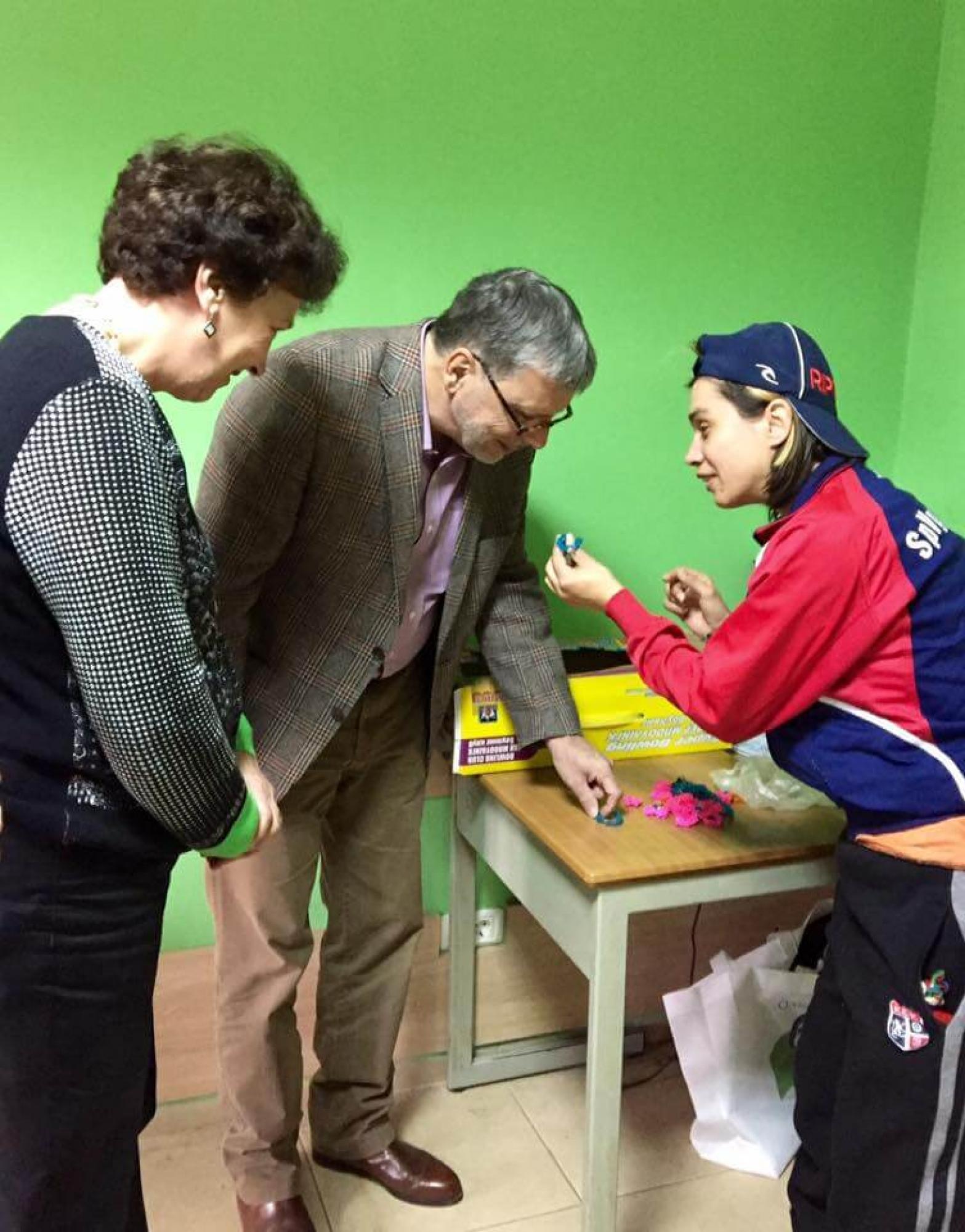 """Fundatia """"Pentru Voi"""" a primit Excelentei Sale, dl. Urs Herren, ambasador al Elvetiei in Romania si a sotiei sale, doamna Esther Megert Herren - 008"""